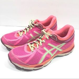 ASICS | Asics Gel Cumulus 17 Pink Sneakers